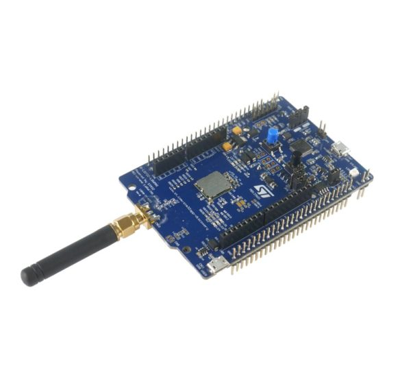 STM32L0 Discovery kit is a development tool for solutions based on LoRa, Sigfox, and FSK/OOK technologies