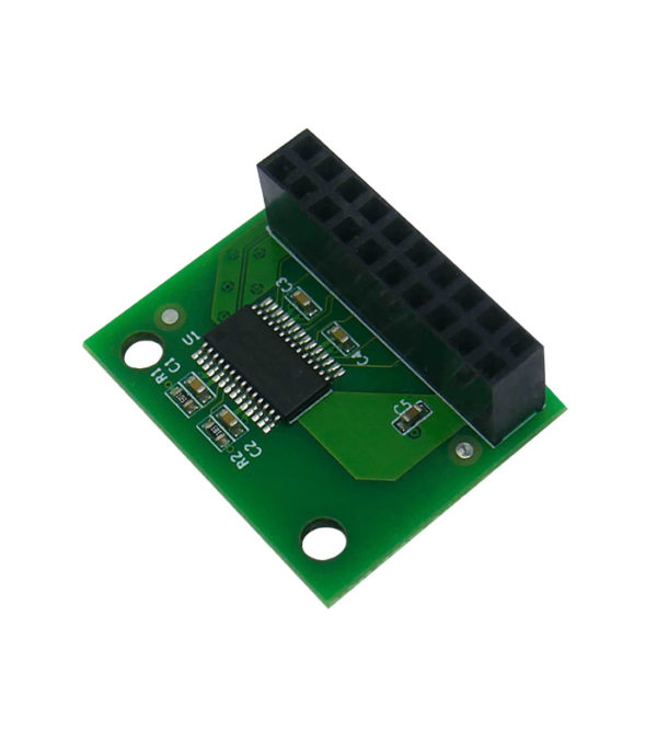 A trusted Platform Module TPM 2.0 based on advanced hardware security technology. It has CC EAL4+ certification.