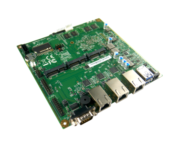 apu2e4 PC Engines robust platform. It can be used as high-performance, secure router, firewall or the IoT gateway.